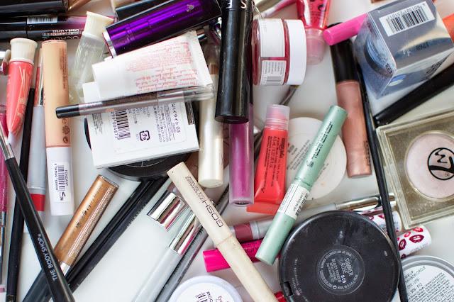 Makeup , clear out , makeup collection, makeup junkie