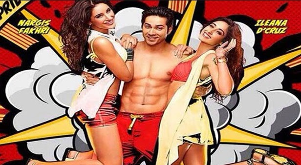 Main Tera Hero (2014) HD Mp4 Full Movie Download