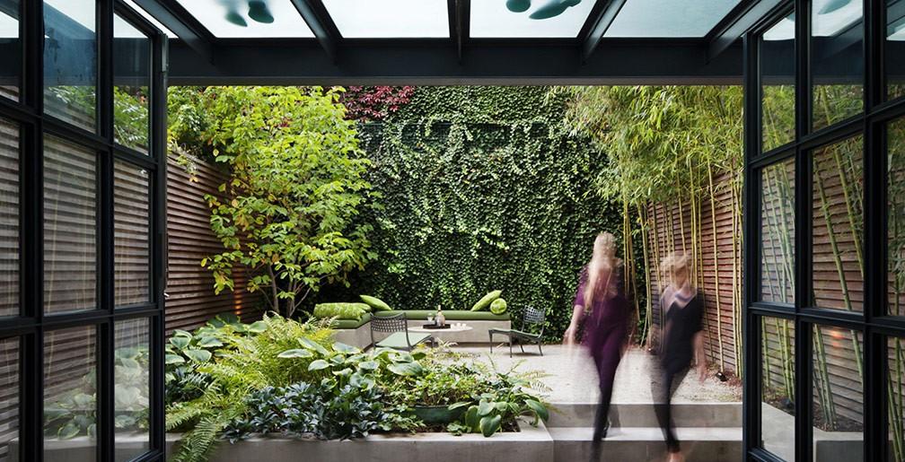 fotos de jardins urbanos:Diseño de Interiores & Arquitectura: Jardines Urbanos.
