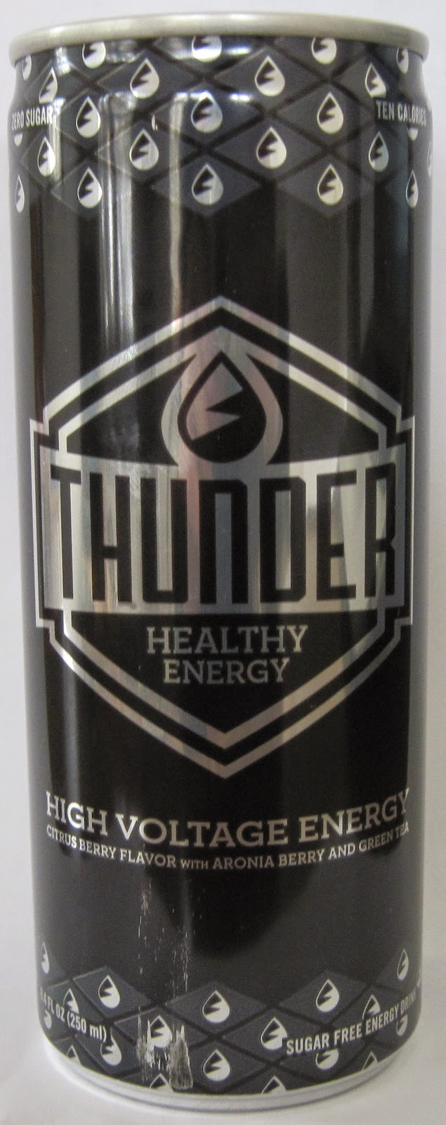 Thunder Healthy Energy Drink Review