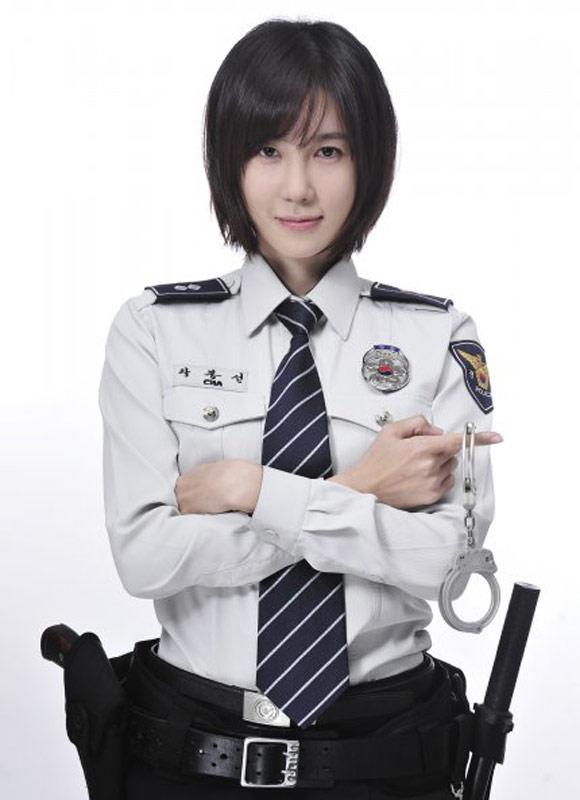 6 nữ cảnh sát cá tính trên màn ảnh Hàn 1