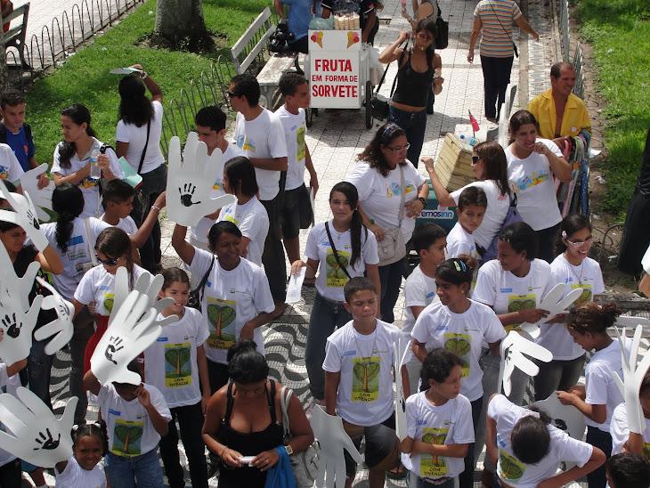 Ação Nacional Criança Não é de Rua