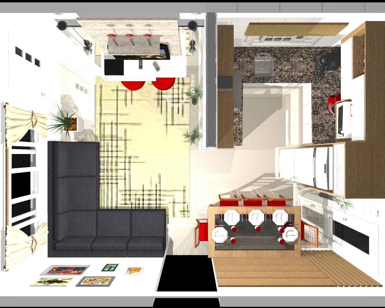 projeto de interiores on line foi criado baseado em modelos de  #C10B0A 1280 1024