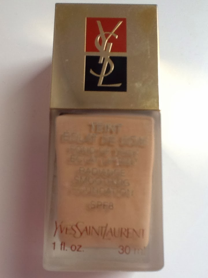 YSL Teint éclat de soie radiance smoothing foundation