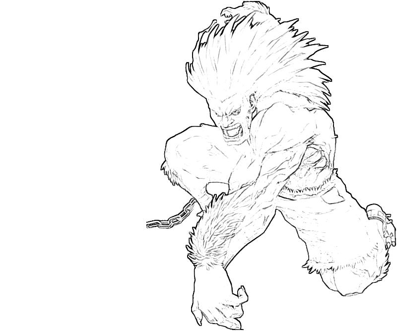printable-blanka-attack-coloring-pages