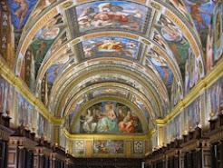 Bóveda Biblioteca Real