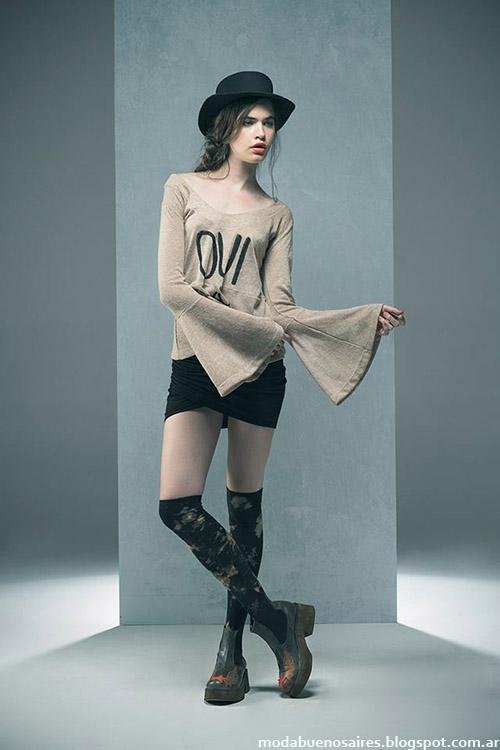Ropa de mujer invierno 2015 Doll Store.