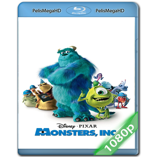 Monster Inc (2001) 1080p HD MKV Español Latino