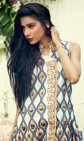 Sana Salman Luxury Pret-2014 for Eid