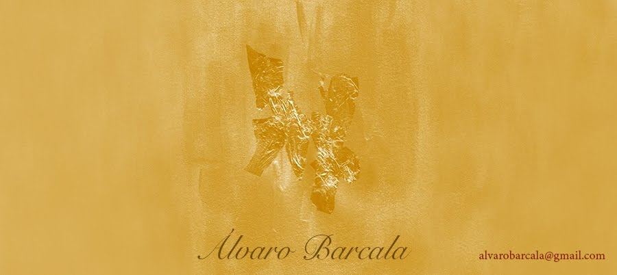 Álvaro Barcala. Artwork