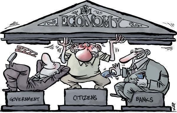 Discrimine economie