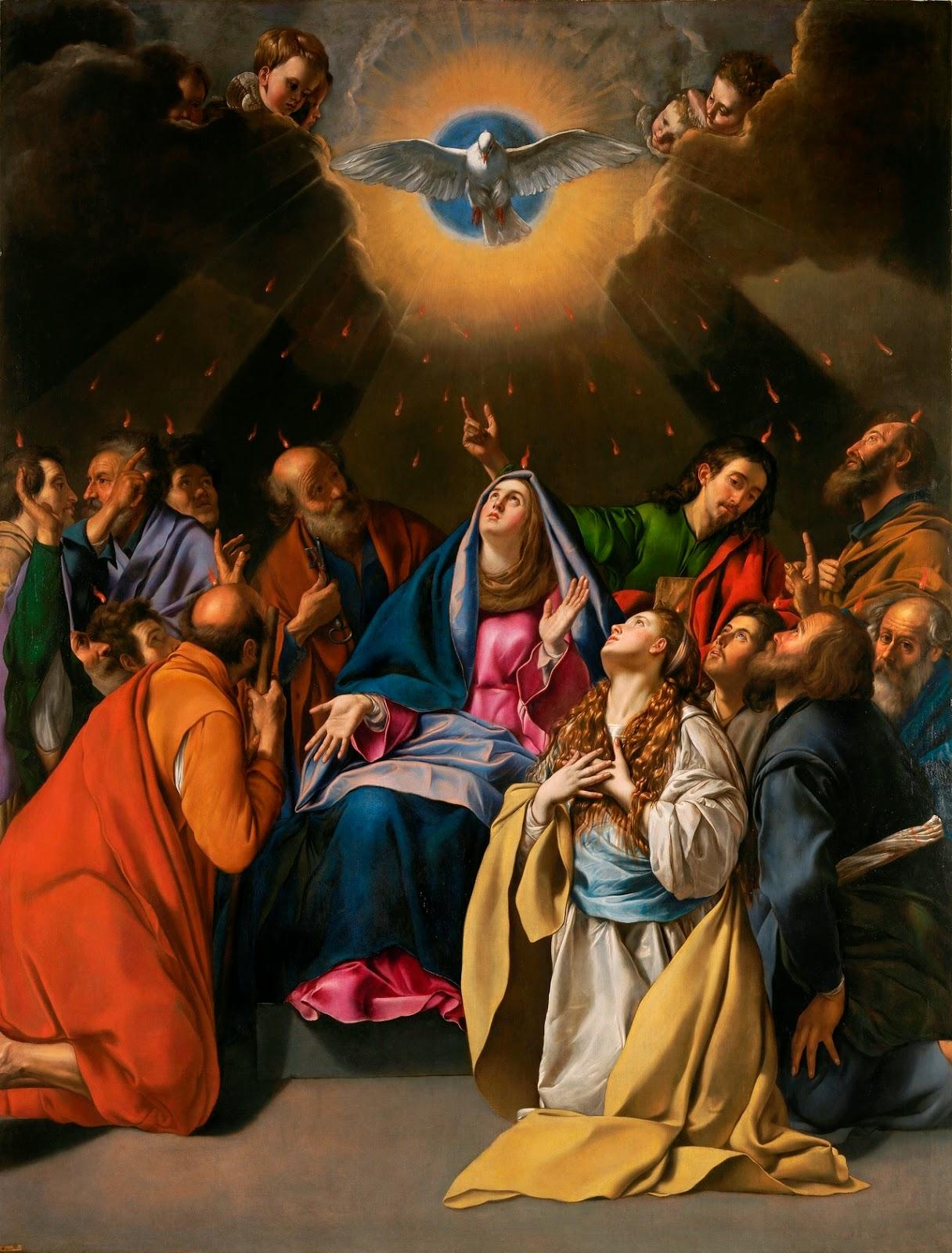 En el Nombre del Padre, y del Hijo, y del Espíritu Santo. Amén.