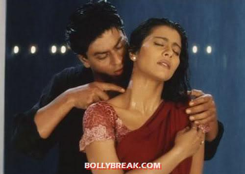 srk with kajol rain song kuch kuch hota hai - (4) - Poll: Which is Bollywood's Hottest Rain Song?
