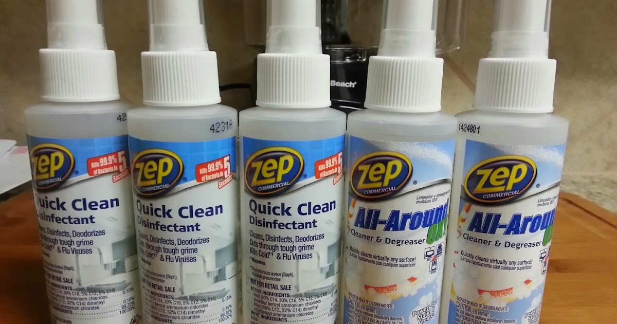 Zep Degreaser To Wash Car