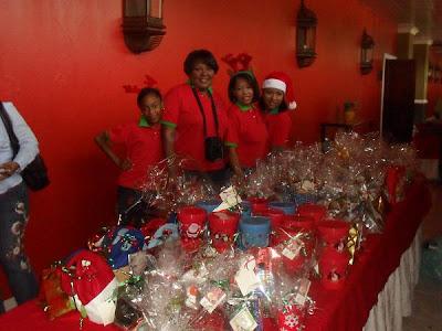 CDP celebra fiesta navideña y juramenta nueva directiva  en SPM