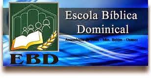 ARTIGOS DA ESCOLA DOMINICAL SUBSIDIO BETEL CPAD