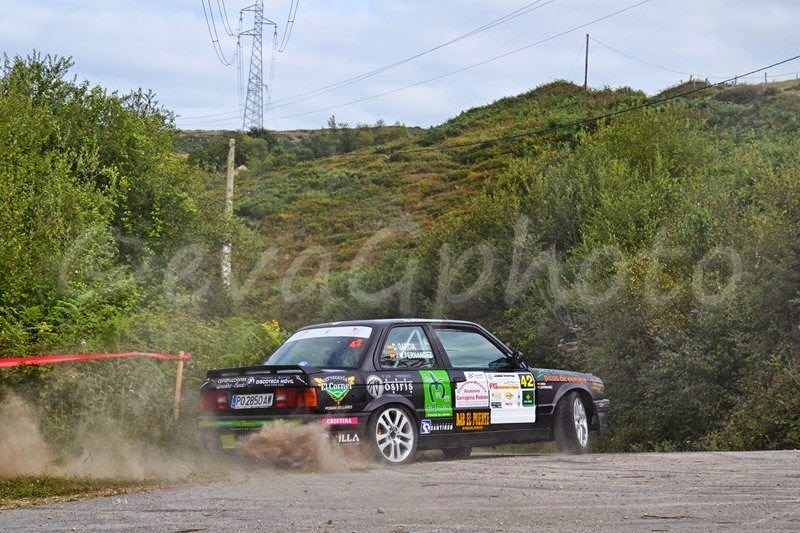 I RallySprint de Carbayin 2014