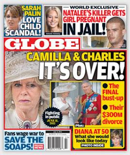 Prince Charles And Camilla Parker Bowles' Divorce