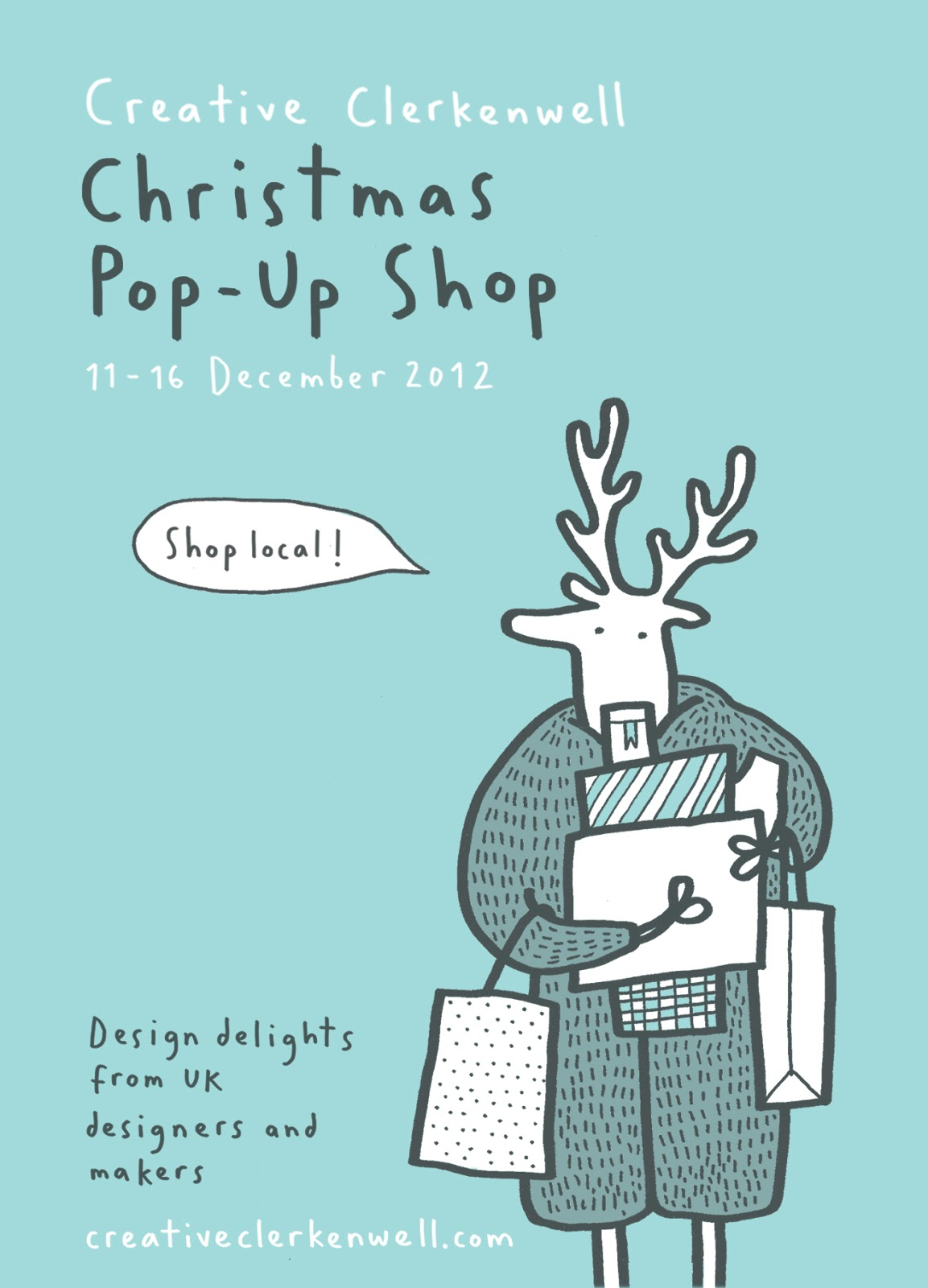 London Pop Ups The Creative Clerkenwell Christmas Pop Up Shop