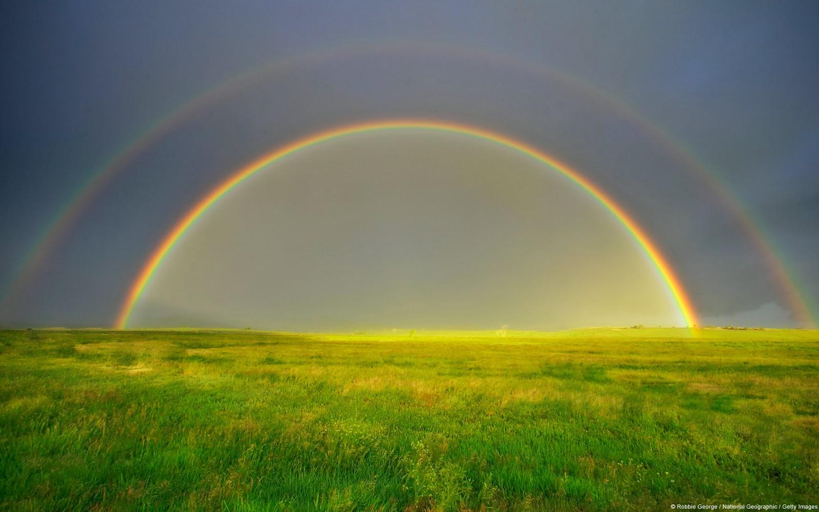 9. Awesome Rainbow | Awsome Pics