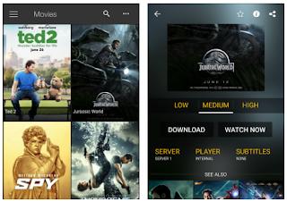 Cara Nonton Film Bioskop Online di Android