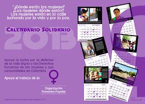 CALENDARIO SOLIDARIO 2013