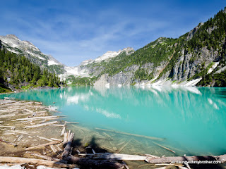 blanca lake hikingwithmybrother