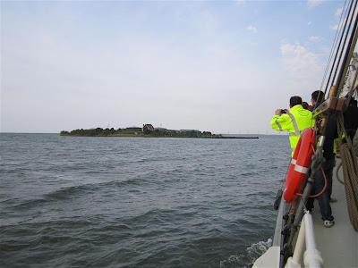 Navegando por el Ijsselmeer