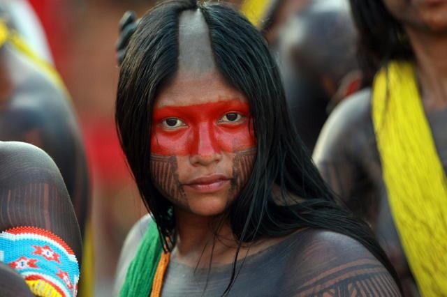 Índia Kaiapó
