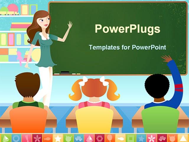 powerpoint template downloaden