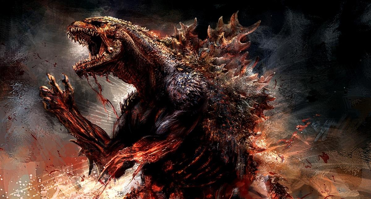 Y Were Dinosaurs So Big Godzilla 2014 Film to ...