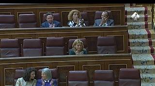 Para esto sí hay dinero : ejemplos del derroche del Congreso de los Diputados Asistencia+Congreso+2