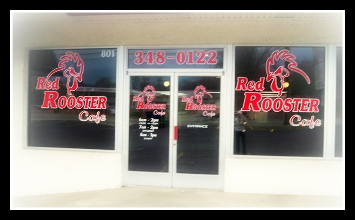 Red Rooster Cafe Hendersonville