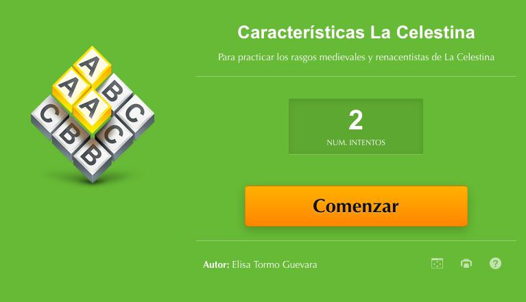 http://www.educaplay.com/es/recursoseducativos/1771855/la_celestina.htm
