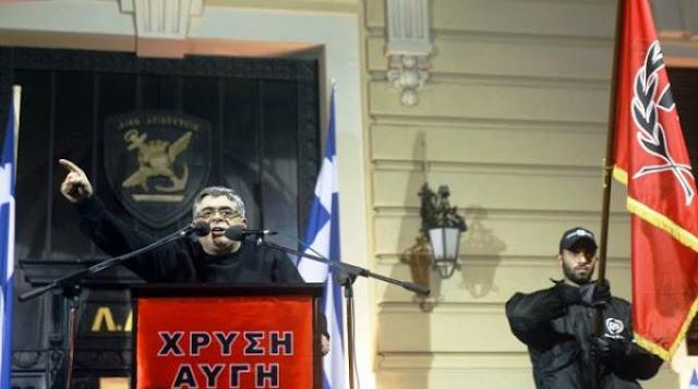 Το μήνυμα αλληλεγγύης του Αρχηγού της Χρυσής Αυγής Ν.Γ.Μιχαλολιάκου προς το Γαλλικό Έθνος