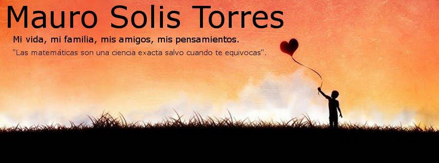 Mauro Solis Torres