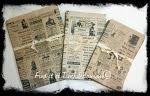 Vintage Kraft bags!
