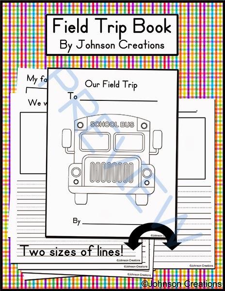 http://www.teacherspayteachers.com/Product/Field-Trip-Book-1085355
