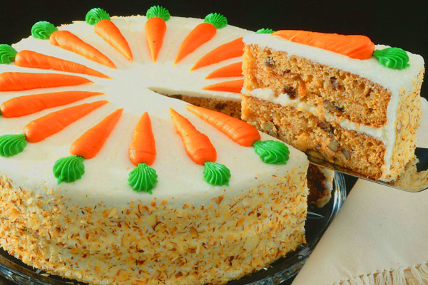 Carrot Bundt Cake From A Mix