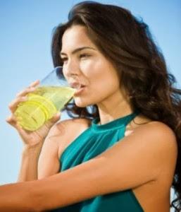 Como perder peso con limon