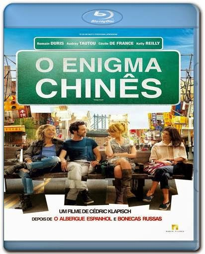 Baixar Filme O Enigma Chines BDRip AVI Dual Audio Download via Torrent