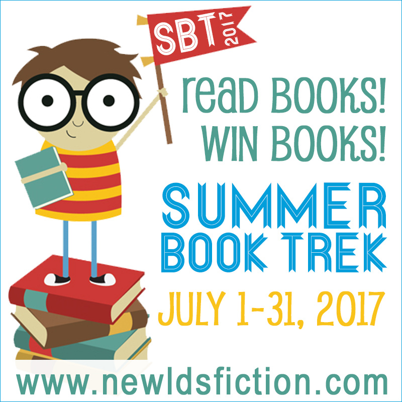 LDS FIction SUMMER READING TREK