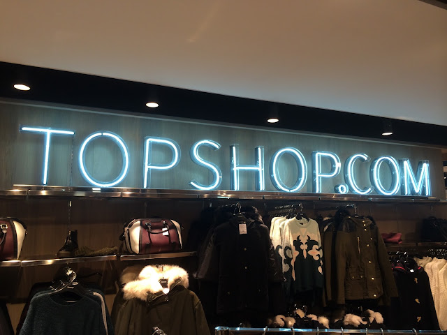 Topshop Brighton by What Laura did Next