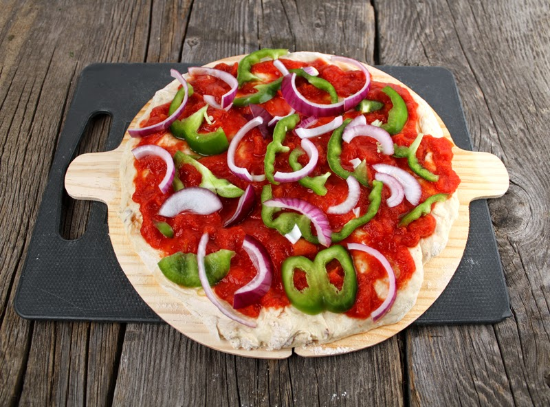 Test Pizzaovn Kitchn Pizzadragon Oppskrift Hjemmelaget Pizza
