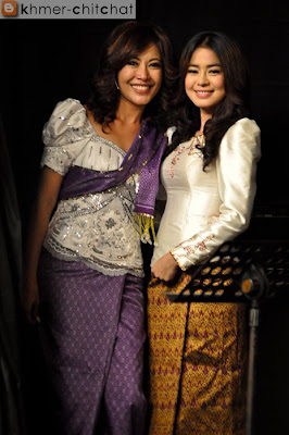 Ny Monineat And Svay Socheata Khmer Star