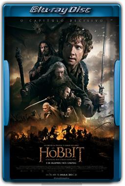 O Hobbit - A Batalha dos Cinco Exércitos Torrent Dual Áudio