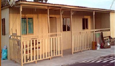 Kelwin mishelly casas de madera prefabricadas mini - Casitas de madera prefabricadas ...