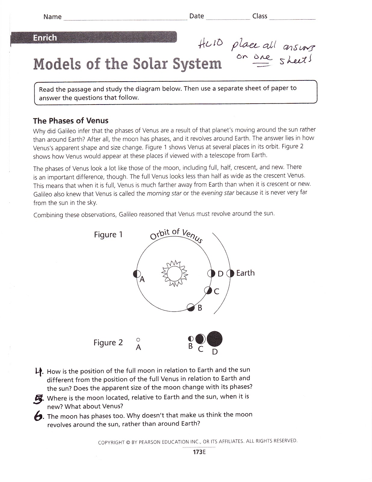 essay on heliocentrism