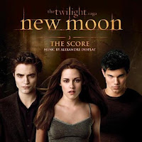 CD New Moon The Score - Trilha Sonora Instrumental de Lua Nova
