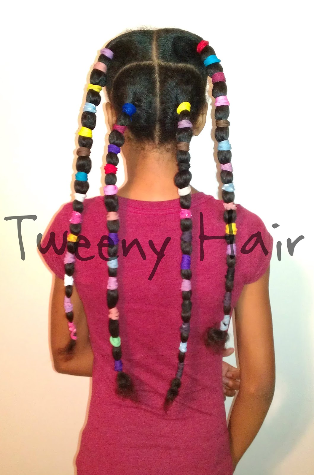 Beads Braids And Beyond Guest Post Straightened Natural Hair For
